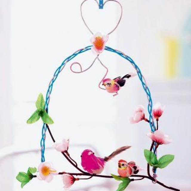 Bricolage printemps adulte un beau bricolage pour le - Site de bricolage pour adulte ...