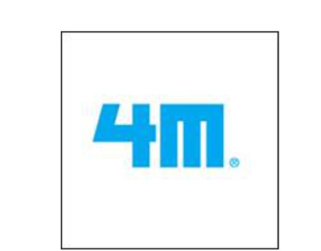 Logo 4M