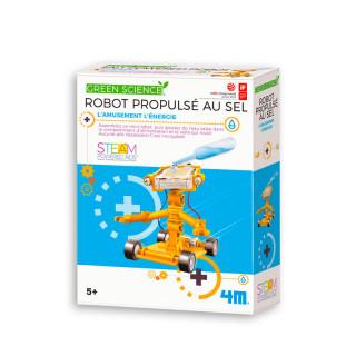 ROBOT PROPULSE AU SEL