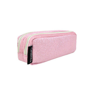 TROUSSE DOUBLE ROSE PAILLETTES