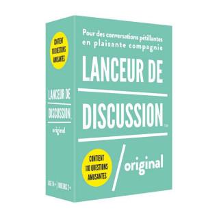 LANCEUR DE DISCUSSION ORIGINAL