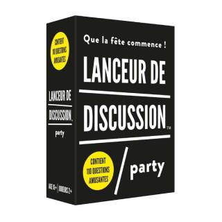 LANCEUR DE DISCUSSION PARTY