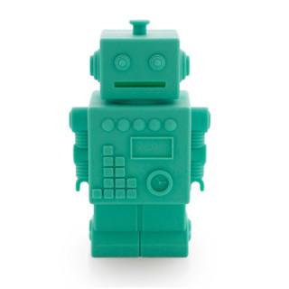 TIRELIRE ROBOT AQUA