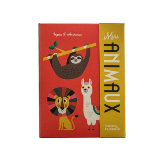 LIVRE ACCORDEON LEPORELLO ANIMAUX