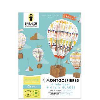 MES MONTGOLFIERES