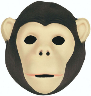 MASQUE CHIMPANZE