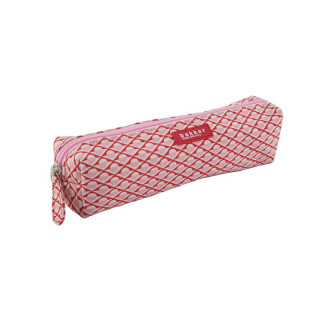 TROUSSE CHINE ROSE ROUGE