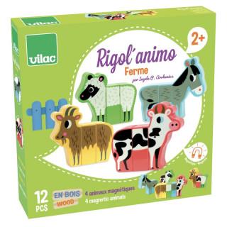 RIGOL'ANIMO INGELA ARRHENIUS