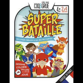 JEU DE SUPER BATAILLE : BATAILLE A PERSONNALISER