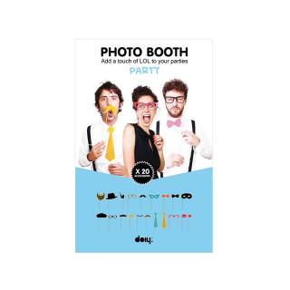 KIT PHOTOBOOTH PARTY