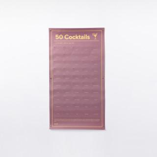 50 COCKTAILS A TESTER DANS SA VIE