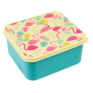 LUNCH BOX  FLAMANT ROSE