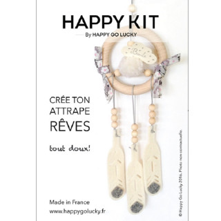 HAPPY KIT CREE TON ATTRAPE-REVE