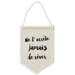 BANNIERE  NE T'ARRETE JAMAIS DE REVER