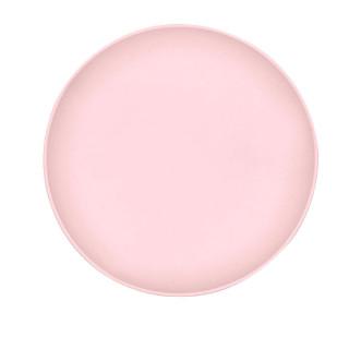 VAISSELLE VEGETALE : ASSIETTE PLATE ROSE CERISIER
