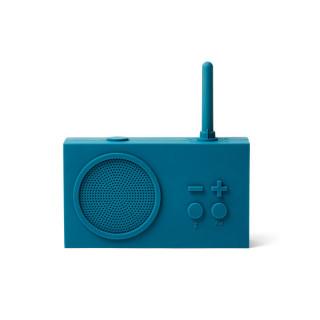 RADIO ET ENCEINTE RECHARGEABLE SPLASHPROOF BLEU CANARD TYKHO 3