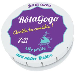 ROLAGOGO, MON ATELIER THEATRE