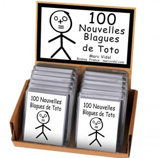100 NOUVELLES BLAGES DE TOTO