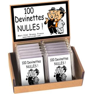 100 DEVINETTES NULLES
