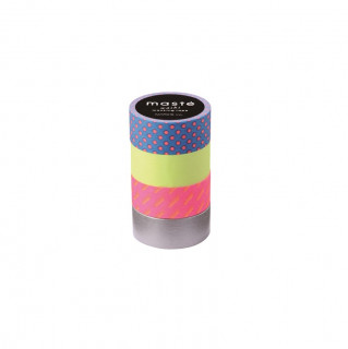 LOT DE 4 MASKING TAPES C