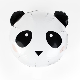 BALLON MYLAR PANDA
