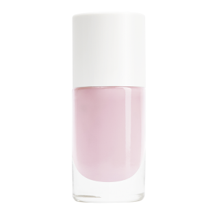 VERNIS A ONGLES BIOSOURCE ROSE TRANSPARENT