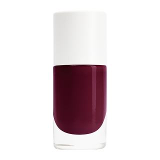 VERNIS A ONGLES BIOSOURCE ROUGE NOIR