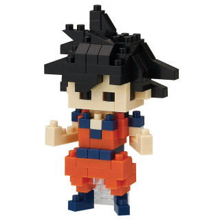 NANO DRAGON BALL Z SON GOKU