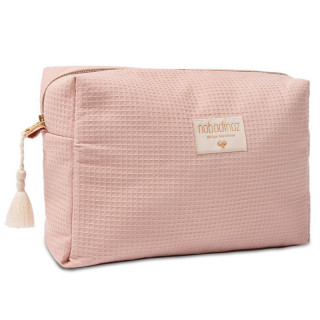 TROUSSE DE TOILETTE WATERPROOF ROSE
