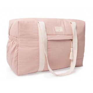 SAC DE MATERNITE WATERPROOF ROSE