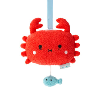 MOBILE MUSICAL CRABE