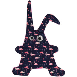 DOUDOU TOUMOU RABBIT FLAMANT ROSE