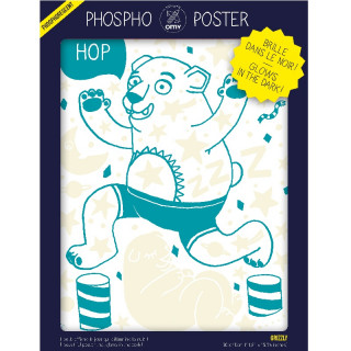 PHOSPHO POSTER OURS
