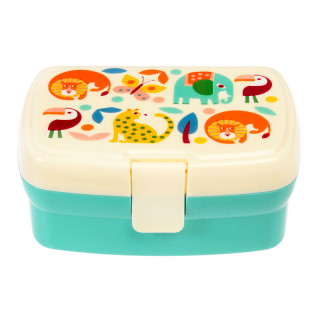 LUNCH BOX  PLATEAU  ANIMAUX SAUVAGES