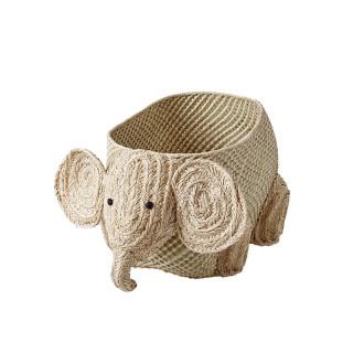 CORBEILLE ELEPHANT