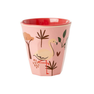 PETIT VERRE JUNGLE ROSE
