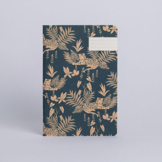 CARNET JUNGLE EMERAUDE