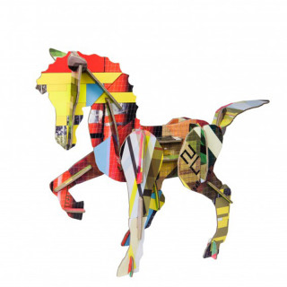 CONSTRUCTION TOTEM CHEVAL