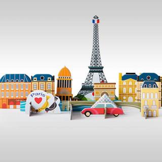 KIT CREATIF EN CARTON PARIS