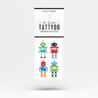 TATOUAGES  ROBOTS