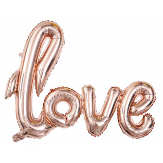 BALLON MYLAR OR LOVE