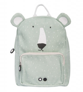 PETIT SAC A DOS MR OURS POLAIRE