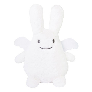 PELUCHE ANGE LAPIN GEANT